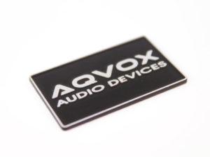 AQVOX 3d aluminium diamond polish